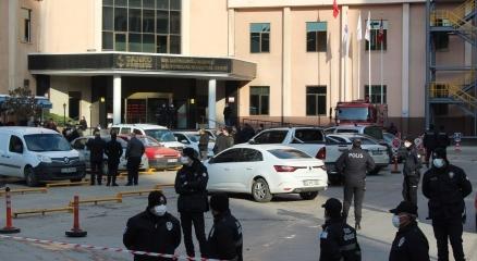 Gaziantepte özel hastanede oksijen tüpü patladı: 9 kişi hayatını kaybetti