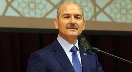 İçişleri Bakanı Süleyman Soyludan Türk Polisi paylaşımı