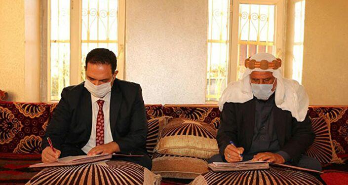 çocuk yaşta evlilik önleme' protokolü imzalanması