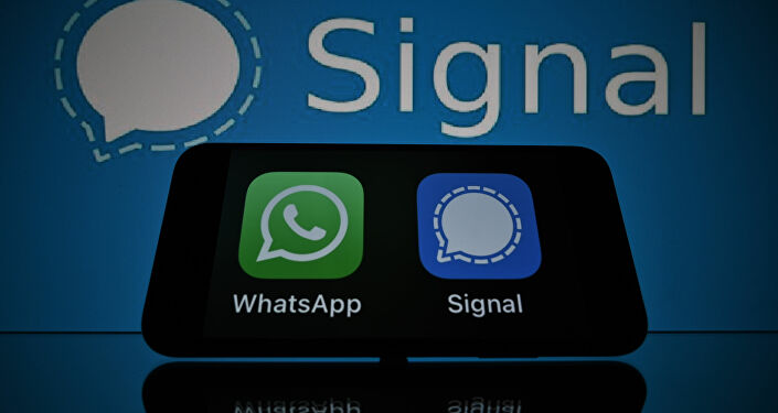 Signal- Whatsapp