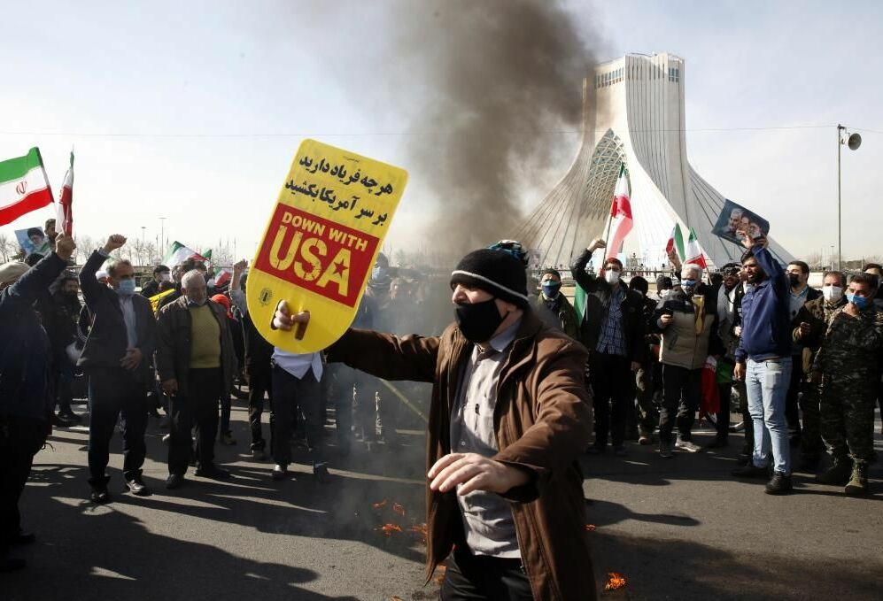 İran'da İslam Devrimi'nin 42. yıl dönümü kutlanıyor.