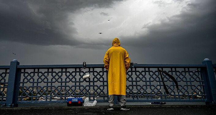 İstanbul, yağmur, yağmurlu hava