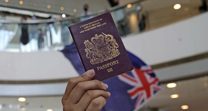 İngiltere, pasaport