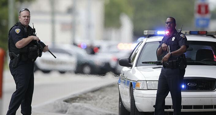 ABD polisi (Arşiv)