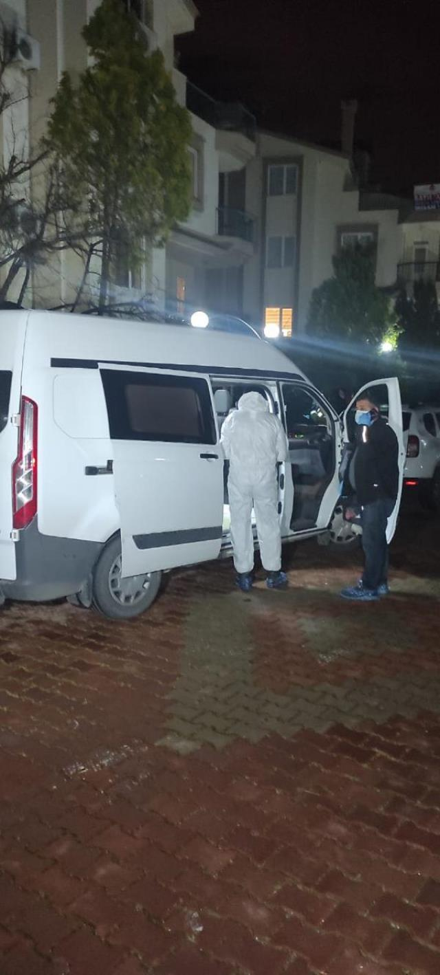 Antalya'da bir villada 4 kişinin cansız bedeni bulundu