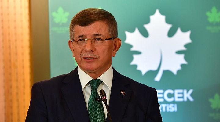 Davutoğlu: Ağbal'ın bileti iktidar içi mücadeleyle kesildi