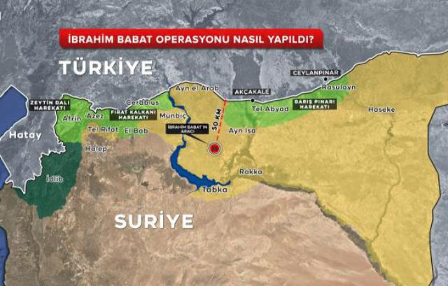 MİT'in PYD/YPG'nin sözde komutanını yakaladığı operasyonun detayları nefes kesti