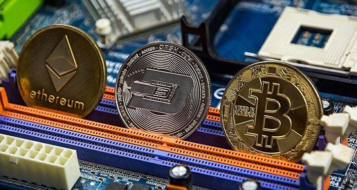 kripto para, Bitcoin, Ethereum