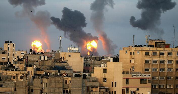 İsrail-Filistin krizi