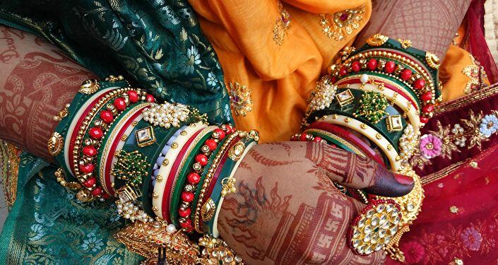 Hindistan- Altın- Düğün