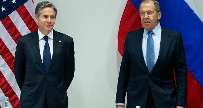 Blinken ve Lavrov