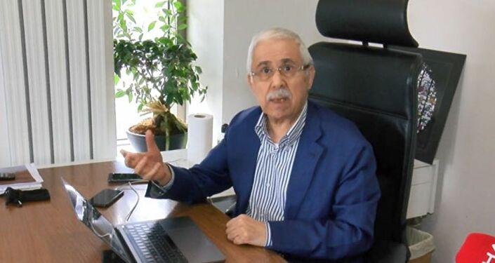Çevre Mühendisi Prof. Dr. Mustafa Öztürk