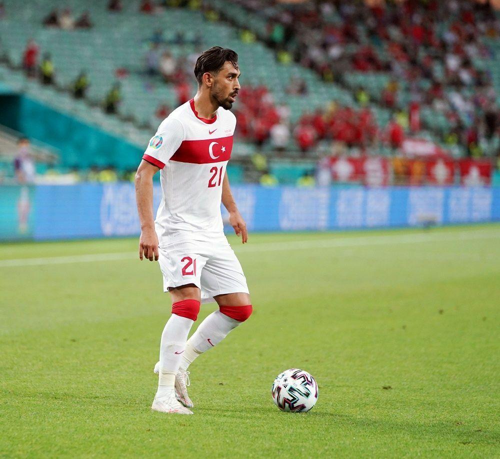 Türkiye mücadelenin 62'inci dakikasında İrfan Can Kahveci'nin attığı golle turnuvadaki ilk golünü kaydetti