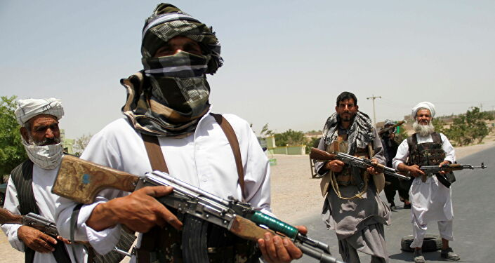 Afgan hükümet güçlerine destek veren eski mücahitler, Herat vilayetinin dışında Taliban'a direnmeye çalışırken