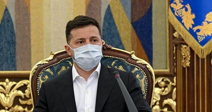 UkraynaDevlet Başkanı Vladimir Zelenskiy
