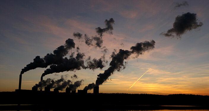 Elektrik santrali - Çevre kirliliği - Fabrika