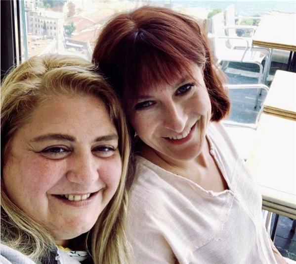 Kanser tedavisi gören Canan Ergüder'in son hali ortaya çıktı